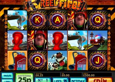 reelfire